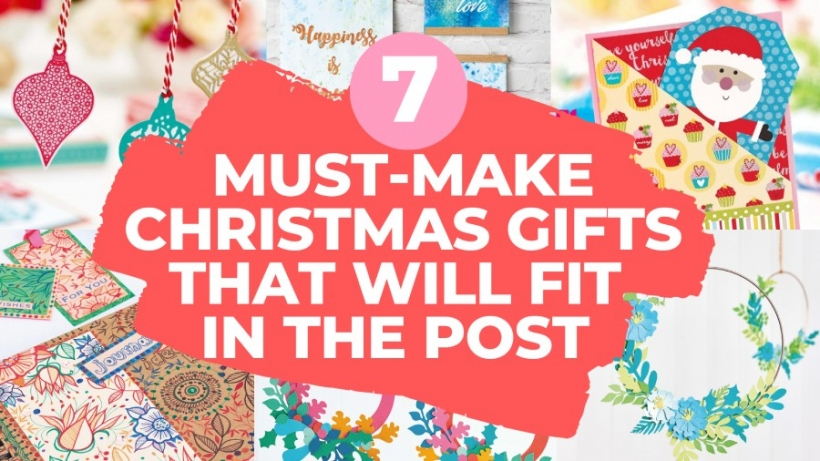 Easy Letterbox-Friendly Christmas Gifts To Start Making Now