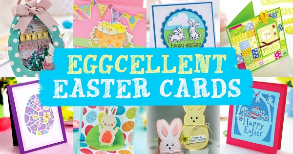 Eggcellent Easter Cards