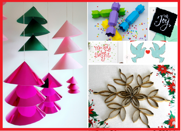 Craft your Xmas: blog round-up