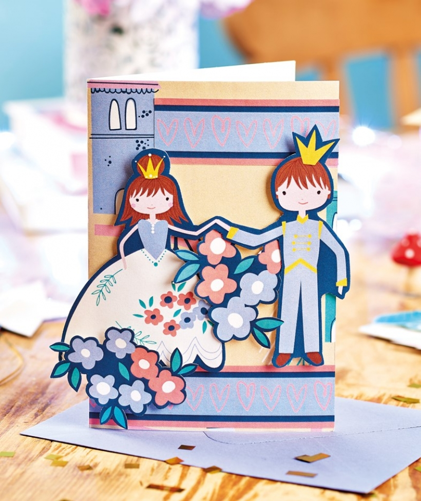 Free Fairytale Card