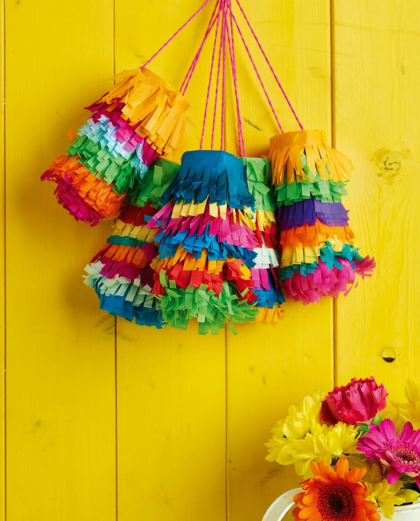 Step-By-Step Party Piñatas