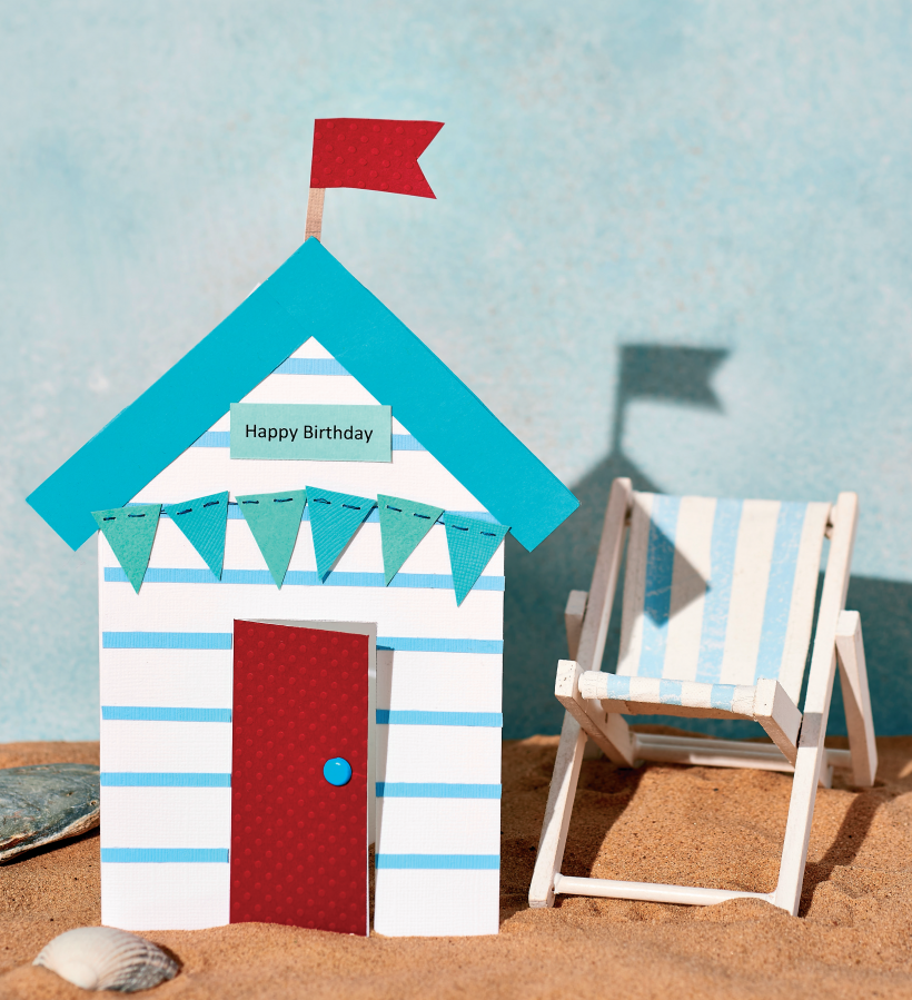 Beach Hut Cards Masterclass