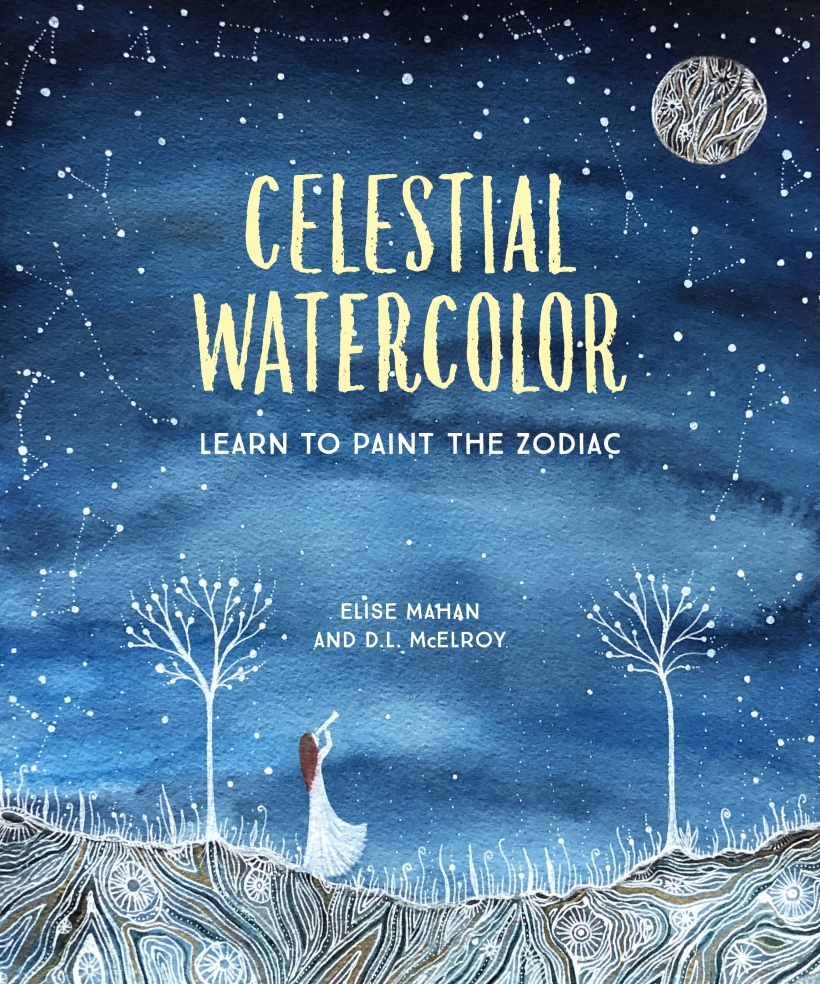 FREE Celestial Watercolor Projects