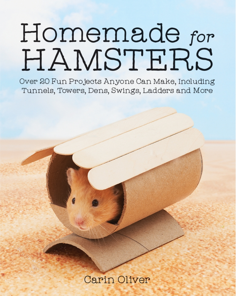 FREE Homemade For Hamsters Treehouse Project