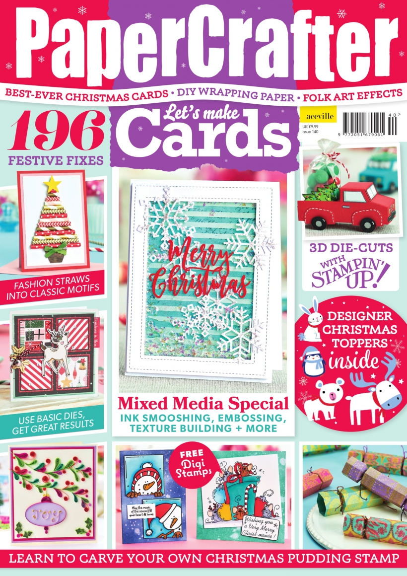 Issue 140 Templates Are Available To Download!