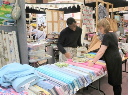 Win One Pair Of Tickets To The Knitting And Stitching Show Harrogate