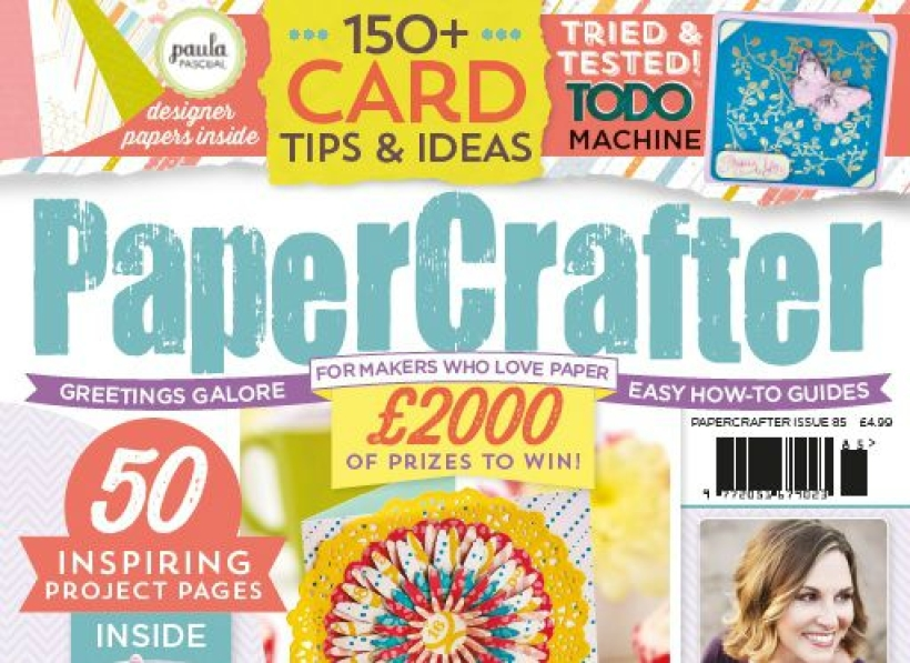 PaperCrafter issue 79 out now!