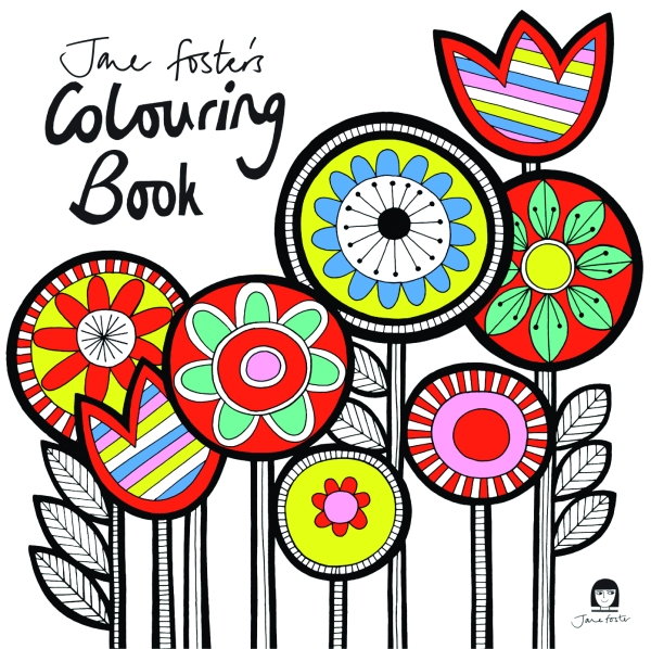 A Year In Colour: 25 Free Colouring Downloads