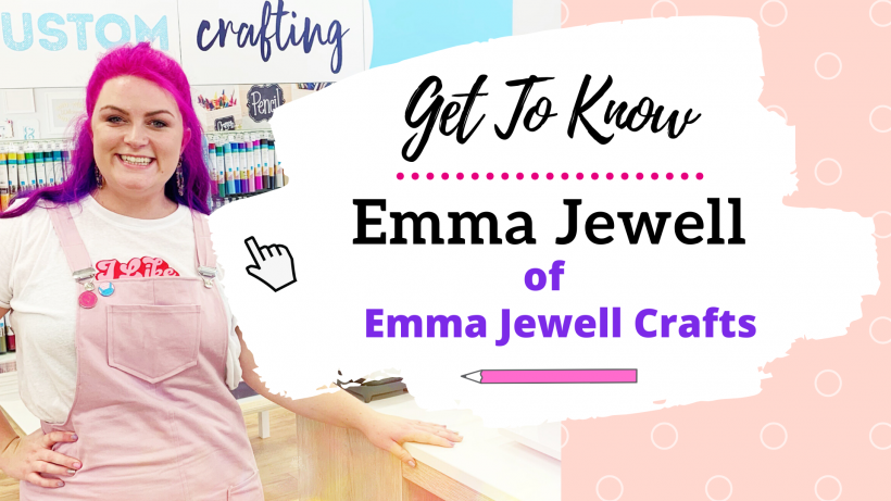 Get To Know: Emma Jewell