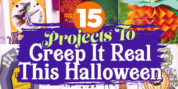 15 Projects To Creep It Real This Halloween