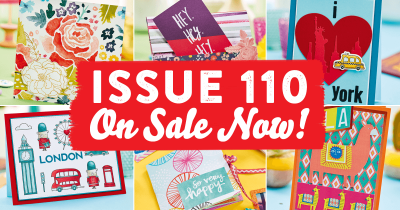 Issue 110 on sale now!