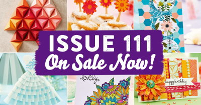 Issue 111 on sale now!