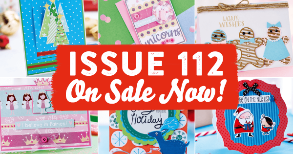 Issue 112 on sale now!