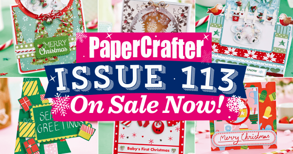 Issue 113 on sale now!