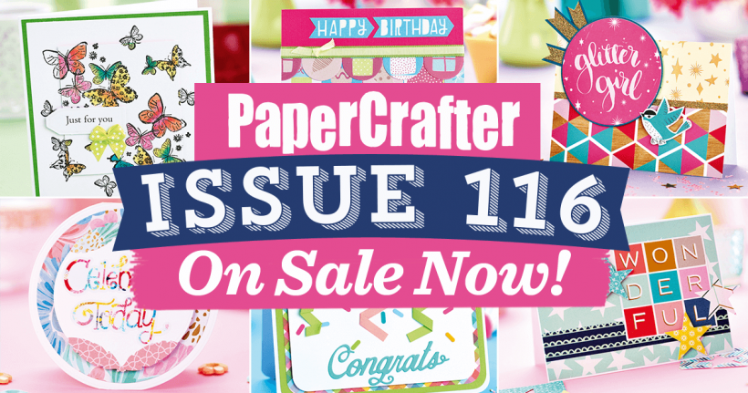 Issue 116 on sale now!
