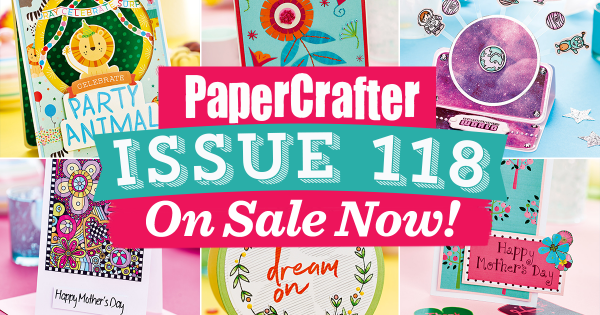 Issue 118 on sale now!