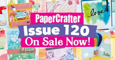 Issue 120 on sale now!