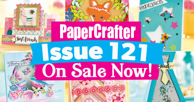 Issue 121 on sale now!