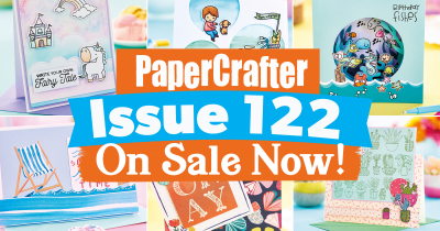 Issue 122 on sale now!