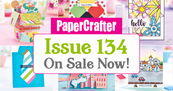 Issue 134 on sale now!