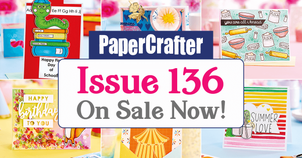 Issue 136 On Sale Now!