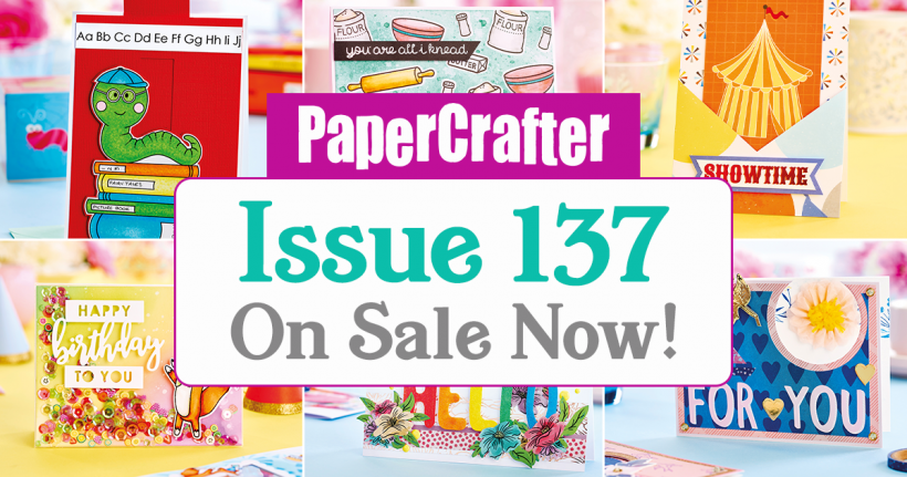 Issue 137 on sale now!