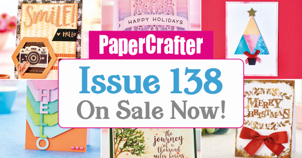Issue 138 on sale now!
