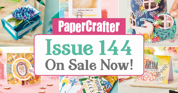 ISSUE 144 ON SALE NOW!