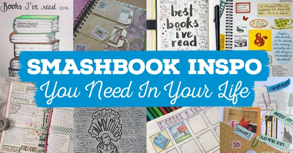 Smashbook Inspo You Need In Your Life