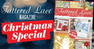 Tattered Lace Magazine – Christmas Special
