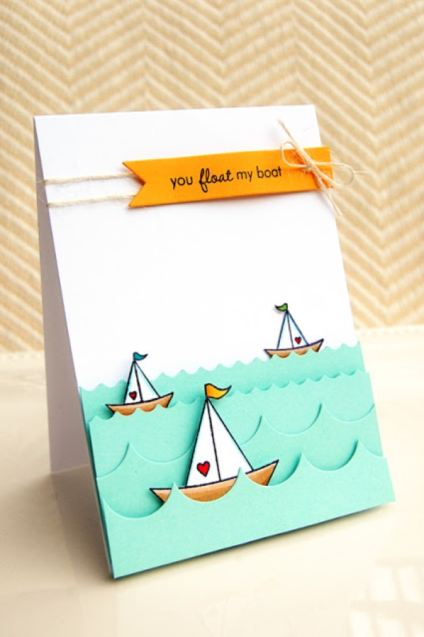 8 Nautical Themed Projects For You To Craft