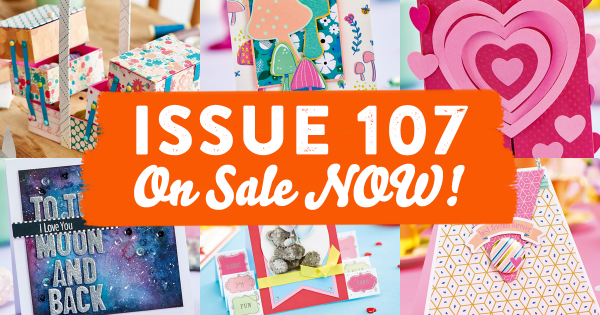 Issue 107 on sale now!