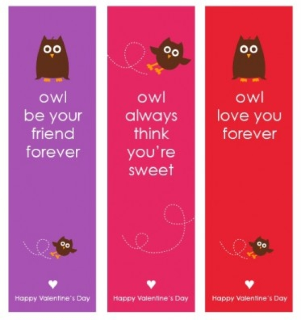 FIVE FREE VALENTINE'S DAY PRINTABLES!