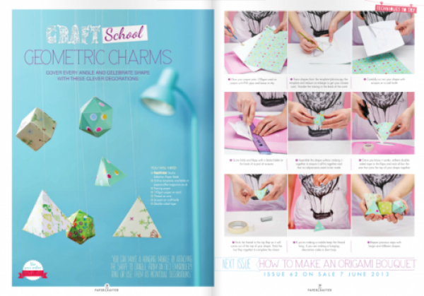 Look inside PaperCrafter issue 61!