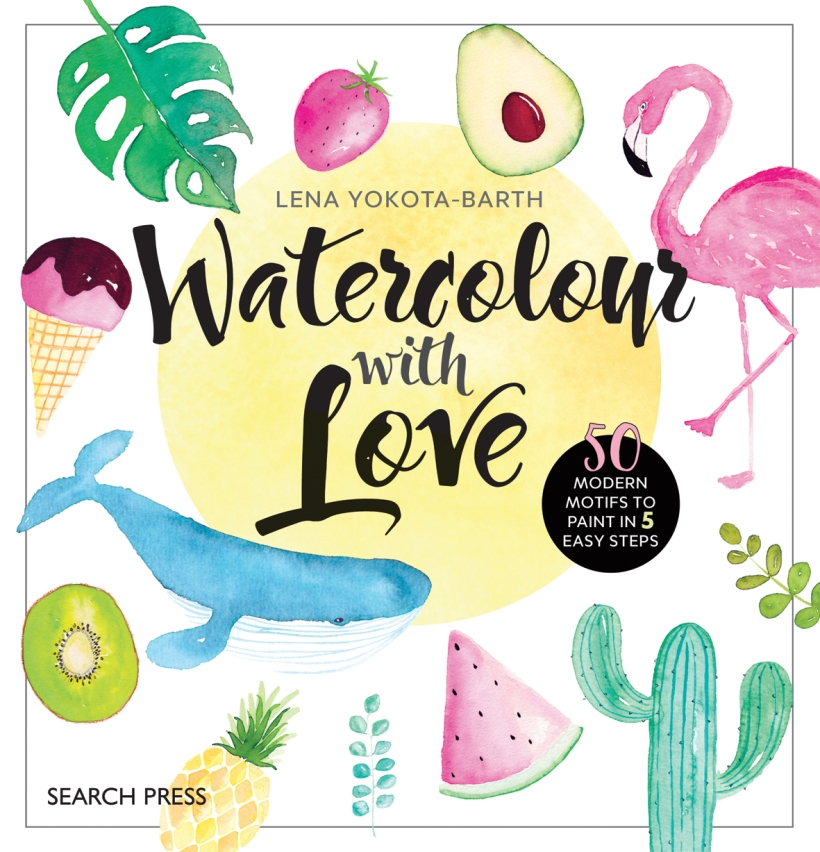FREE Watercolour With Love Projects