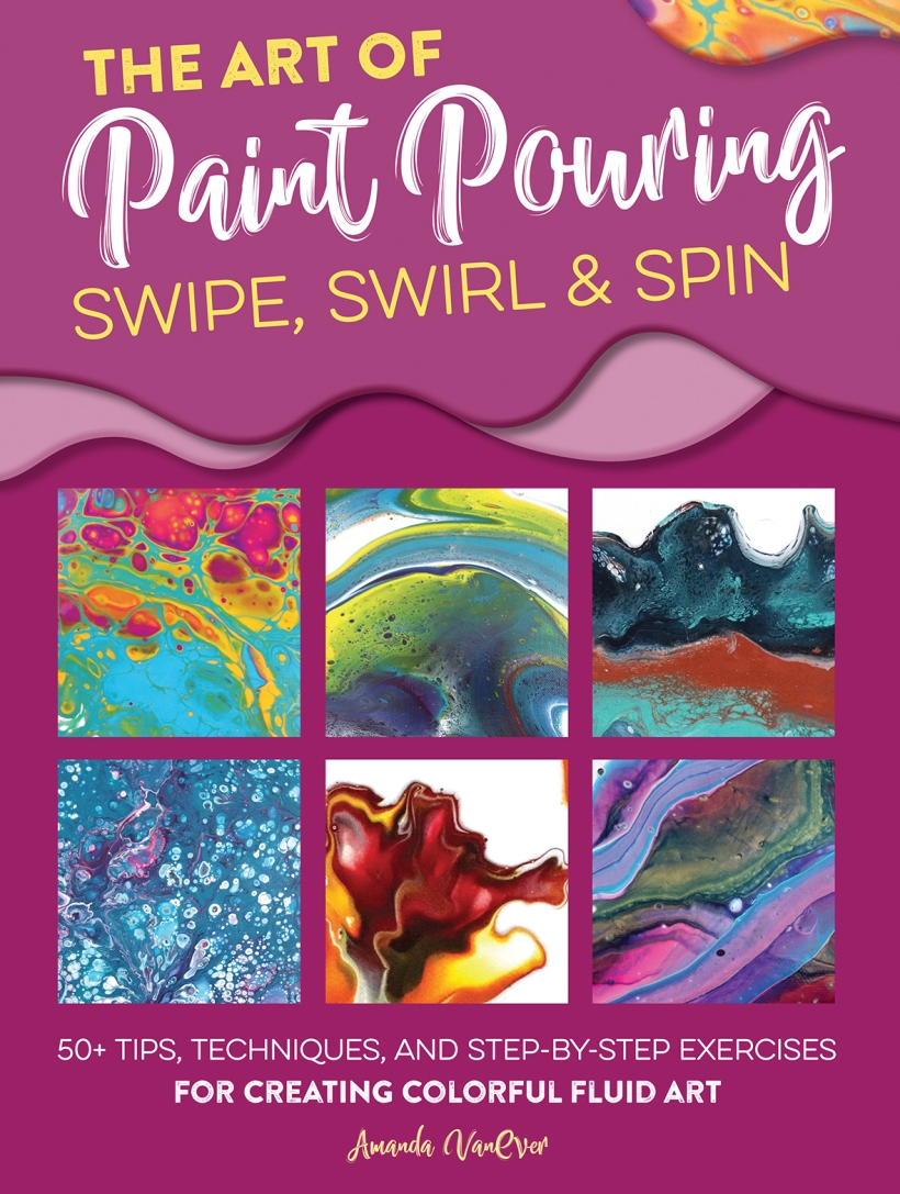 FREE Paint Pouring Project