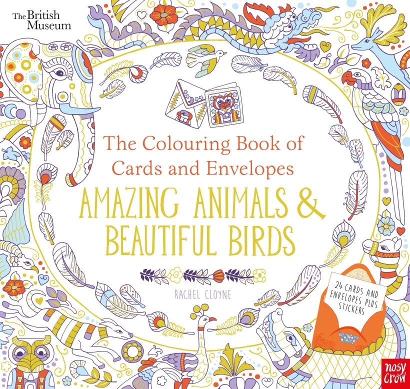 Free Amazing Animals and Beautiful Birds Colouring Downloads