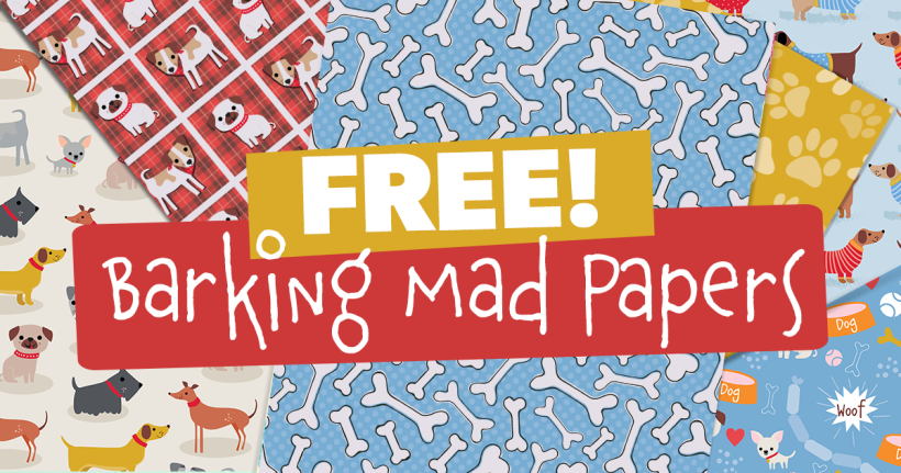FREE Barking Mad Papers