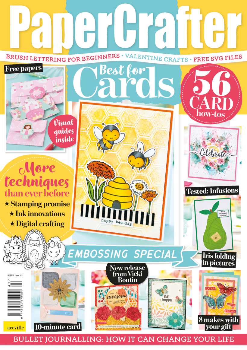 Issue 143 Templates Are Available To Download!