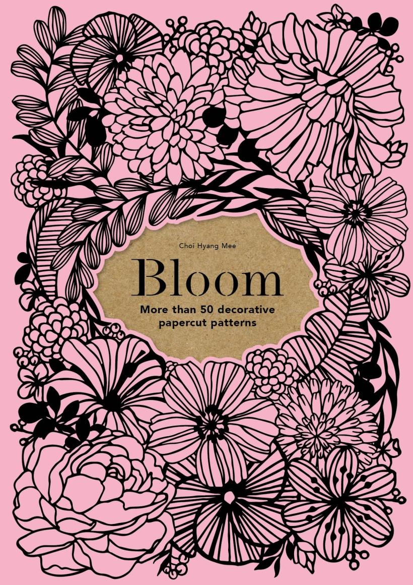 Free Floral Papercutting Download!