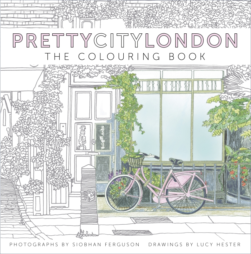 FREE PrettyCityLondon Colouring Downloads