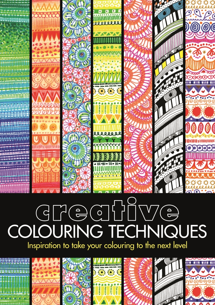 FREE Colouring Downloads from Creative Colouring Techniques