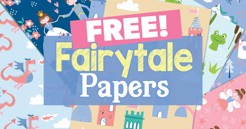 FREE Fairytale Papers