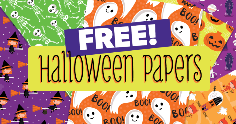 FREE Halloween Papers