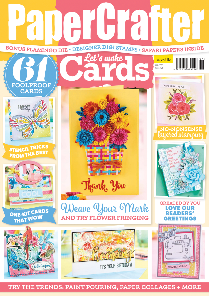 Issue 136 Templates Are Available To Download
