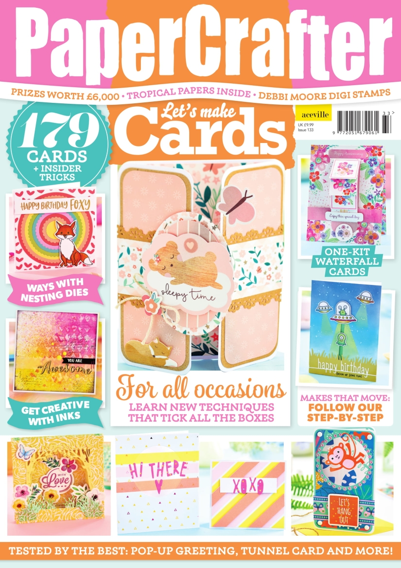 Issue 133 Templates Are Available To Download