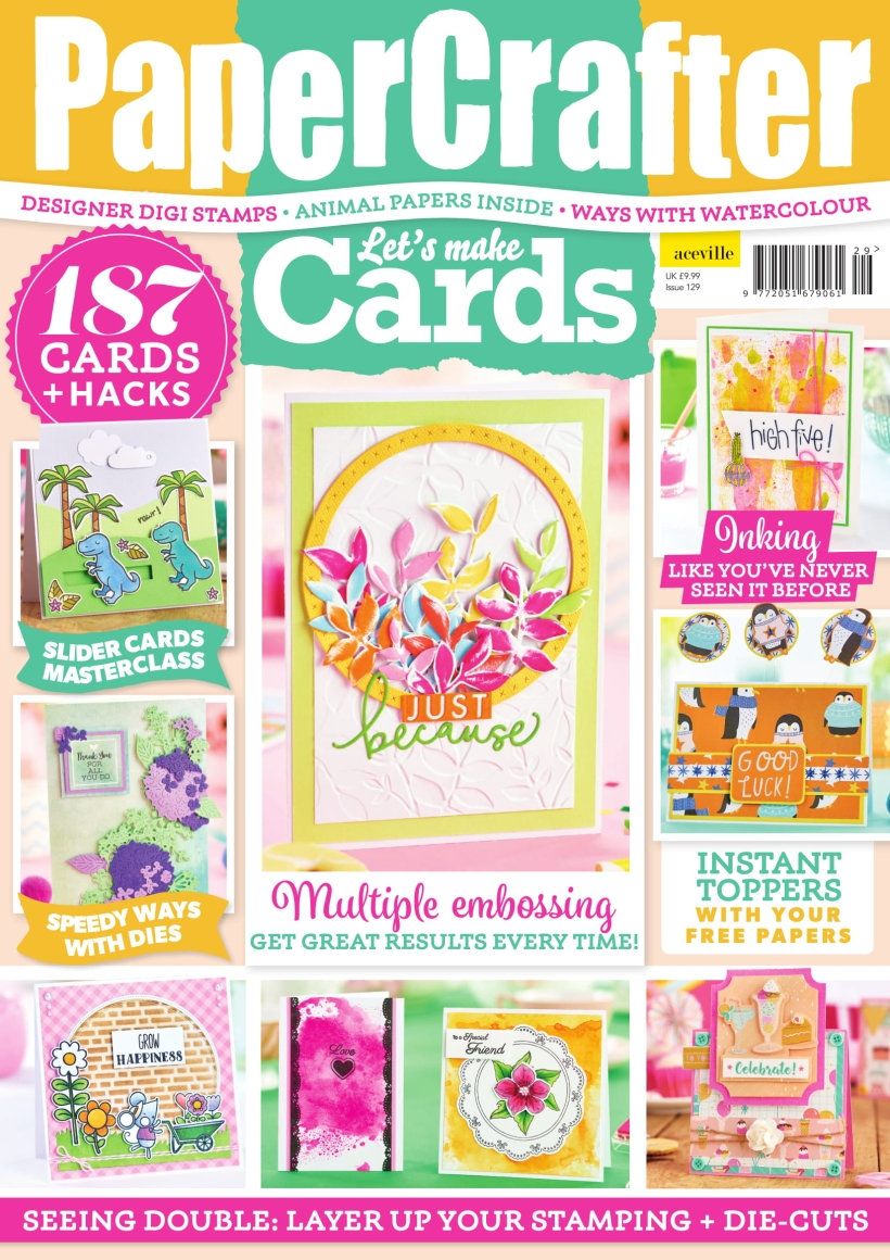 Issue 129 Templates Are Available To Download