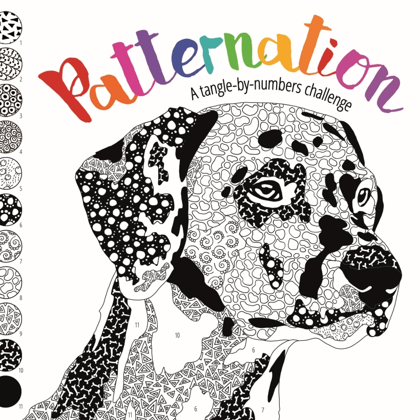 FREE Pattern by Numbers Colouring Downloads