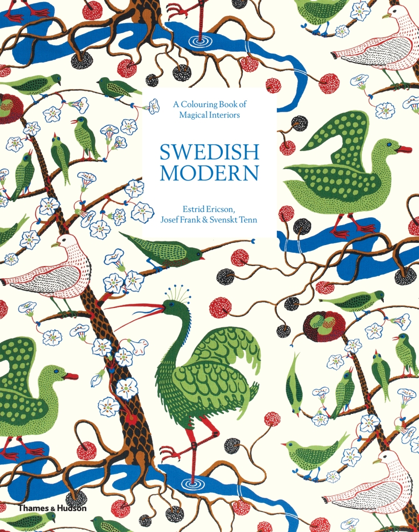 Free Swedish Modern Colouring Download