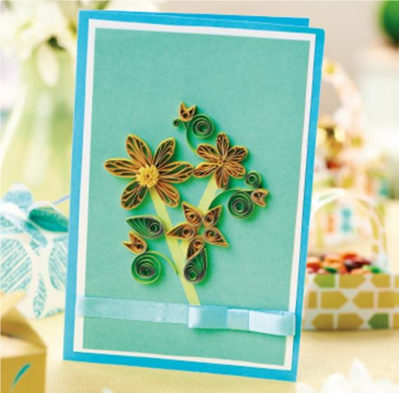 Three Easter Quilling Projects